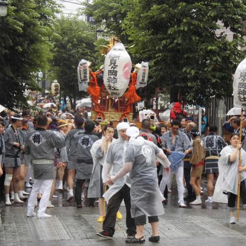 2014.7.27 神輿パレード