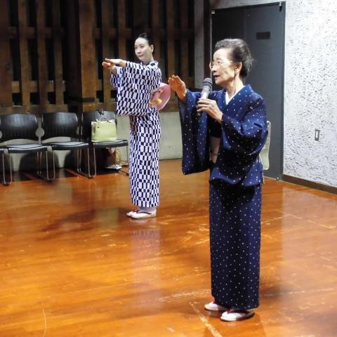 2015.7月13 踊りお稽古会
