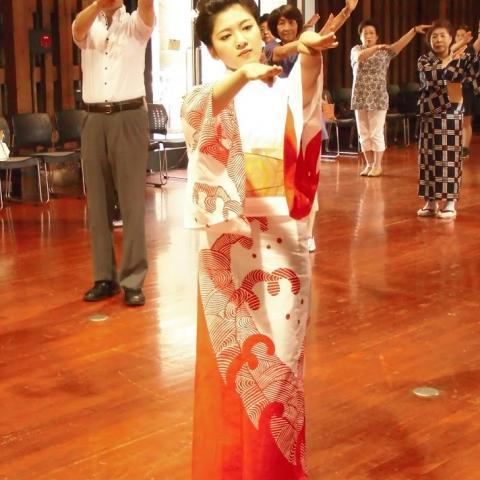 2015.7.14 踊りお稽古会