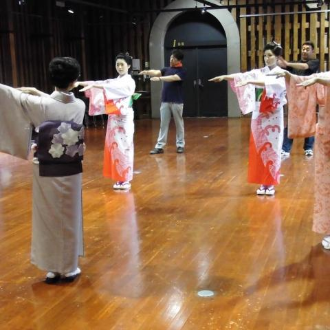 2016.7.4 踊りお稽古会