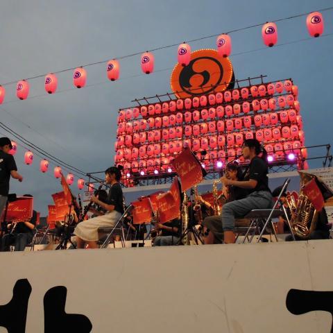 2017.7.30 高校生吹奏楽ステージ