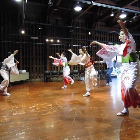 2018.7.11 公開踊り練習(2回目)