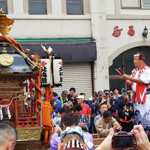 2019.7.28 神輿パレード