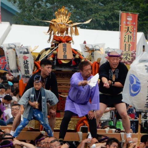 2015年7月26日 神輿パレード