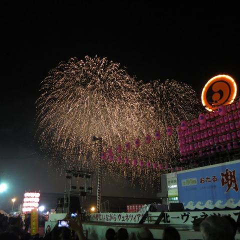 2016.7.29 花火大会~スペシャルステージ