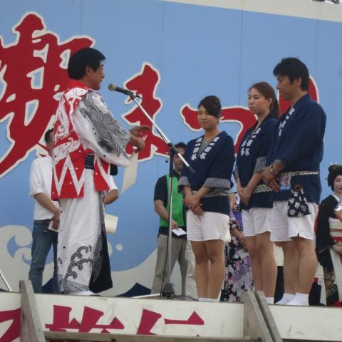 2016.7.31 コンテスト表彰式