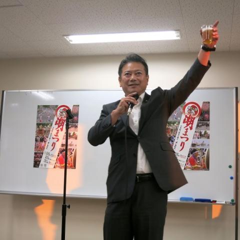 2017.7.5 第2回実行委員会~事務所開き