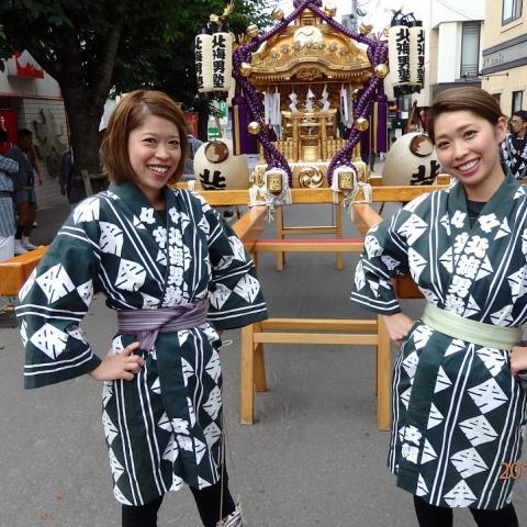 2016.7.31 神輿パレード~宮入り
