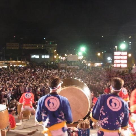 2016.7.31 閉祭式~さよなら潮音頭