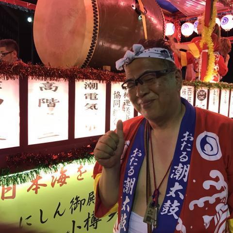2017.7.29 ねりこみ潮太鼓隊~打演